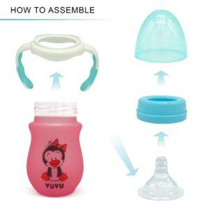 Baby Feeding Bottle Handle